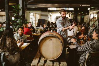 Il fenomeno delle Urban Wineries: il vino si fa in città