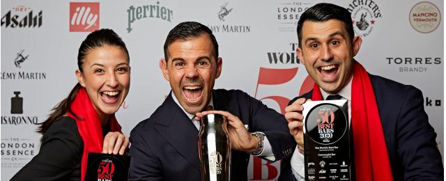 50 Best Bars: l'Italia cresce ancora
