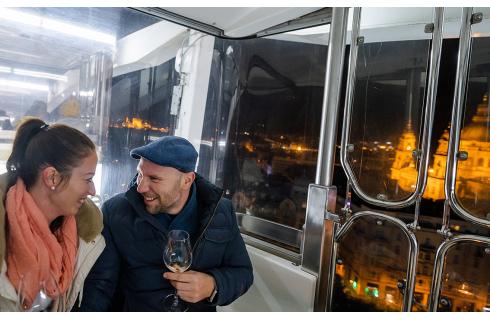In questo ristorante stellato si cena sulla ruota panoramica per favorire il social distancing
