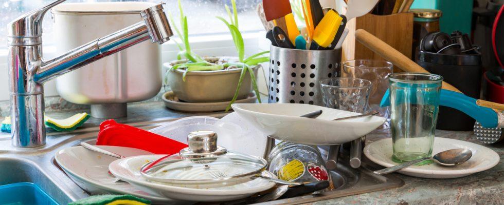 Come non creare disordine e caos mentre cucini