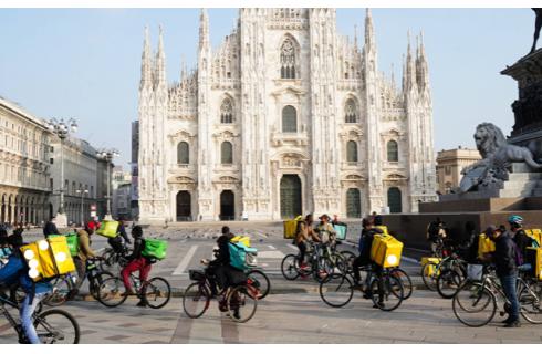 Maxi guida ai nostri delivery preferiti a Milano