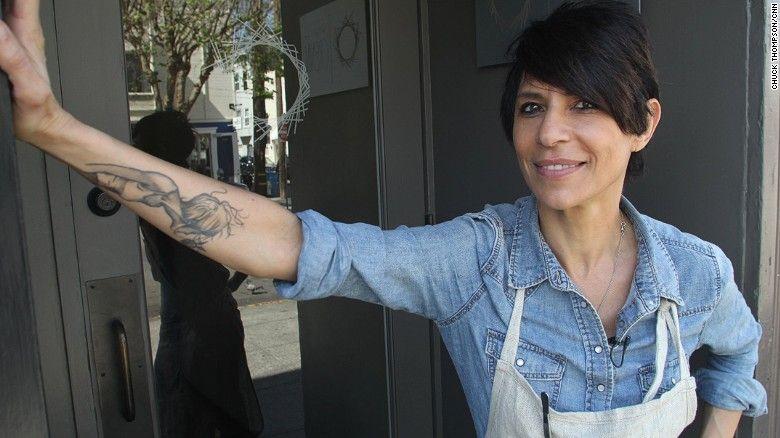 15 chef che si esprimono con i tattoo - Foto 5