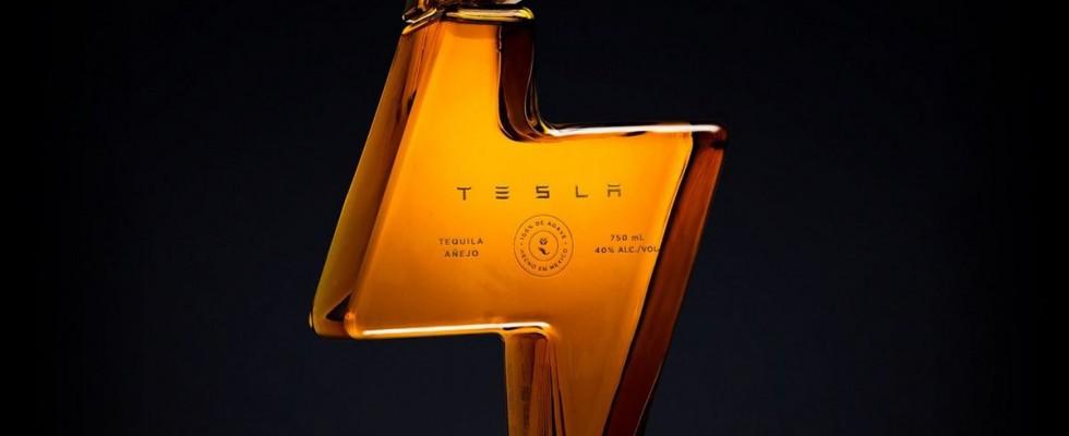 Il Tesla Tequila di Elon Musk costa 250 dollari a bottiglia