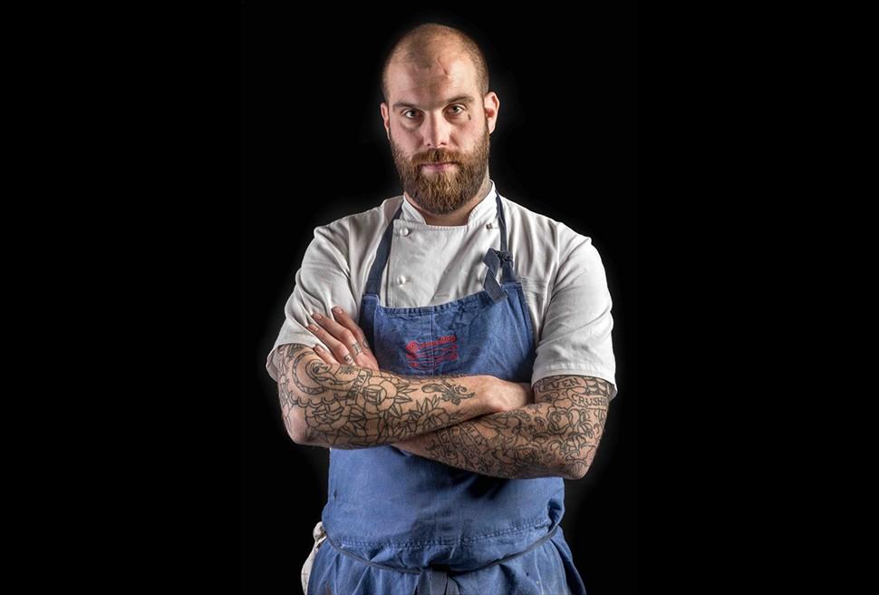 15 chef che si esprimono con i tattoo - Foto 14
