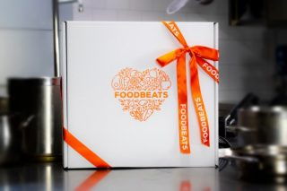 Mangiato da noi: le cooking box di FoodBeats