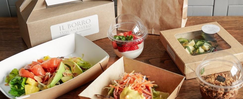 Firenze: 10 delivery e kit degli chef da provare a casa