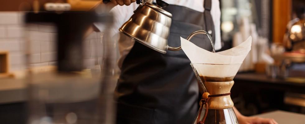 Perché il caffè filtro piace così tanto (anche in Italia)
