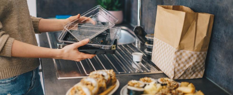 Delivery, come ordinare e smaltire in modo sostenibile