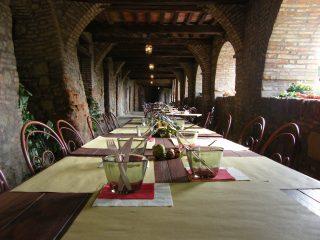 Osteria Le Civette, Citerna