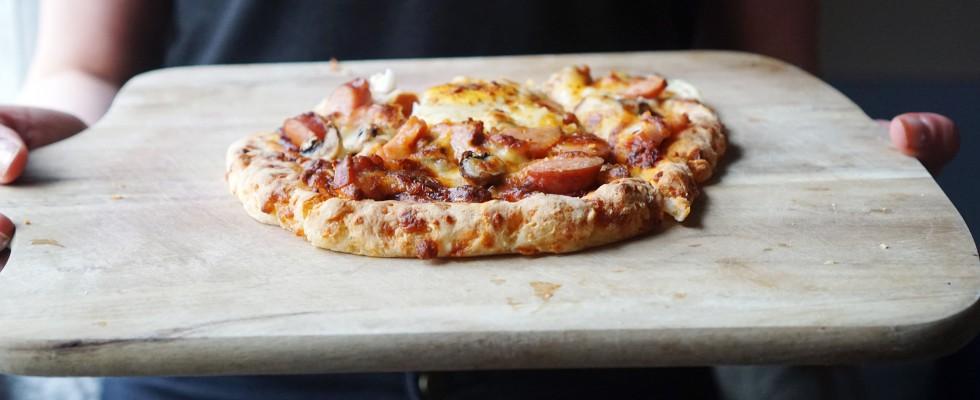 Mochi pizza, la pizza gommosa del Giappone