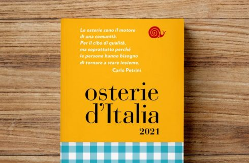 La guida Osterie d'Italia 2021 di Slow Food celebra i ristoratori