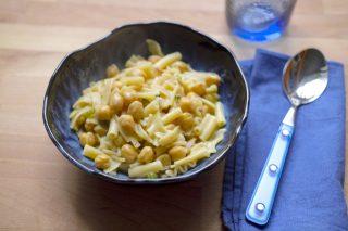 Pasta e ceci napoletana: un pranzo corroborante