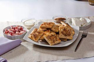 Salatini ungheresi: per l'aperitivo