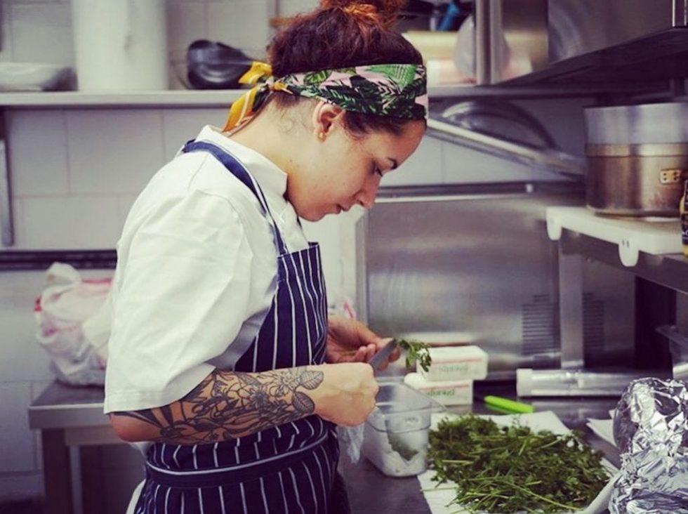 15 chef che si esprimono con i tattoo - Foto 15