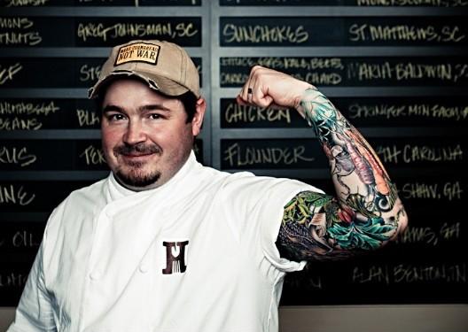 15 chef che si esprimono con i tattoo - Foto 3