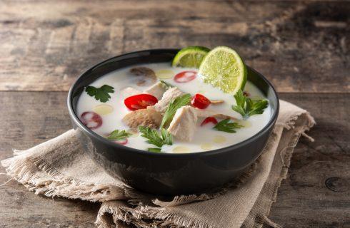 Tom Kha Gai: ricetta e preparazione