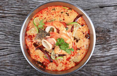 Tom Yam Pla: ricetta e preparazione