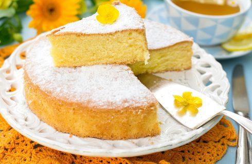 Torta margherita senza fecola: la ricetta