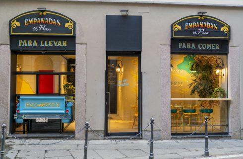 Empanadas del Flaco, Milano