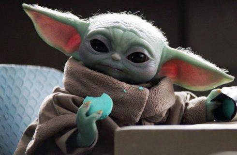 Vuoi mangiare anche tu i macaron come Baby Yoda?