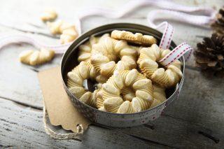 Biscotti alle mandorle fatti in casa