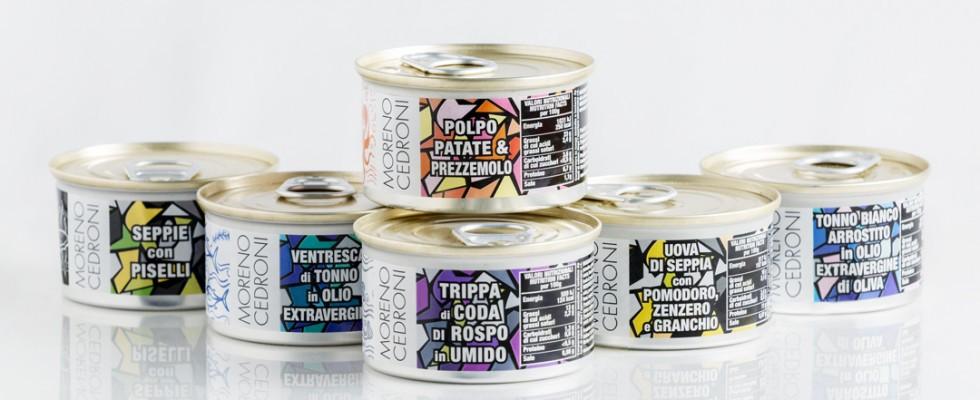 Moreno Cedroni mette i suoi piatti stellati in scatola