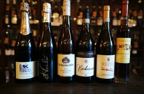 6 vini da mettere a tavola durante le feste
