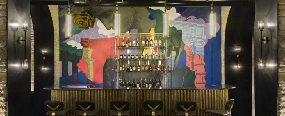 Lobby Bar The Chapter, Roma