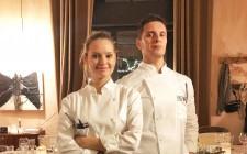 Alida e Maurizio, re del delivery a Milano
