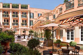 Mosaico dell'Hotel de La Ville, Roma