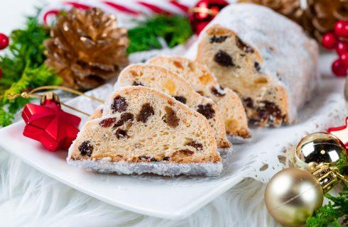 Pane dolce di Natale: lo Stollen