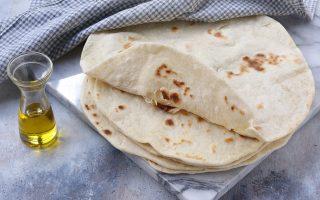 Piadina senza strutto: ecco come si prepara