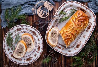 Polpettone in crosta di pane