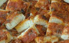 Non chiamatela pizza, è la Sardenaira