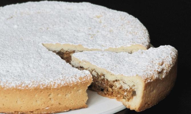 Spongata di Parma: ingredienti e preparazione