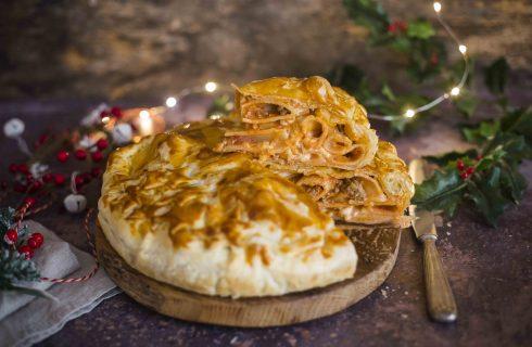 Timballo di pasta in crosta: un trionfo di gusto