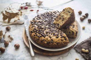 Torta Cookies: con gocce di cioccolato
