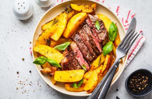 Bistecca ai ferri: per tornare in forma