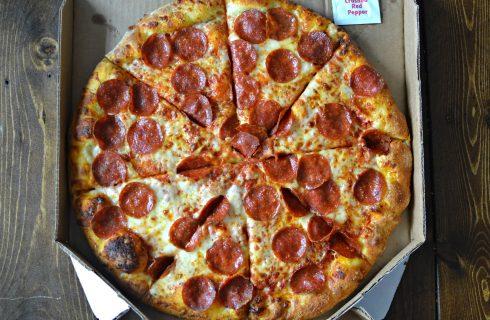 Perché mi piace (anche) la pizza di Domino's