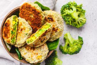 Hamburger di broccoli: facilissimi