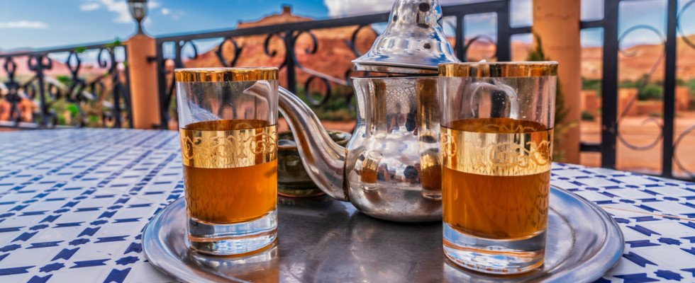Giro del mondo attraverso il tè: 12 tipologie da conoscere