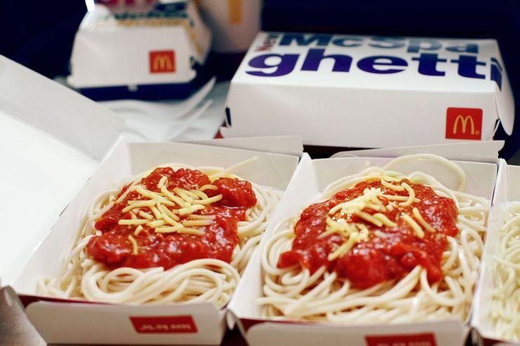 Fast food: 21 assurdità che vorremmo - Foto 17