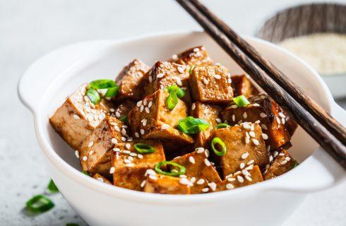 Tofu fritto: buonissimo