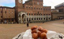 La tradizione delle frittelle di riso a Siena