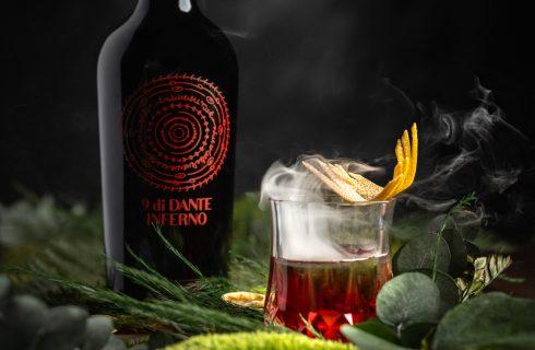 Vermouth Inferno, un distillato per celebrare Dante
