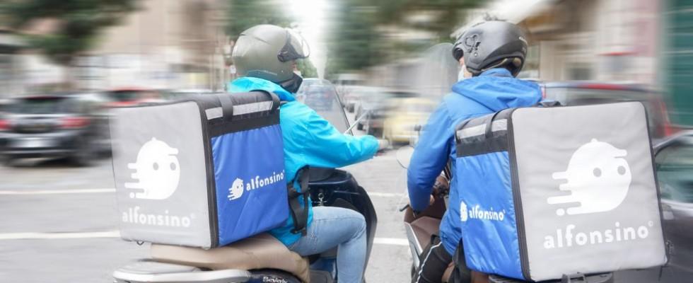 Alfonsino, il delivery che vuole arrivare in tutte le piccole città