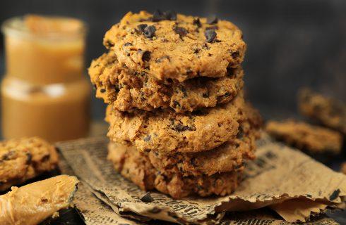 Biscotti al cioccolato senza farina (quelli di TikTok)