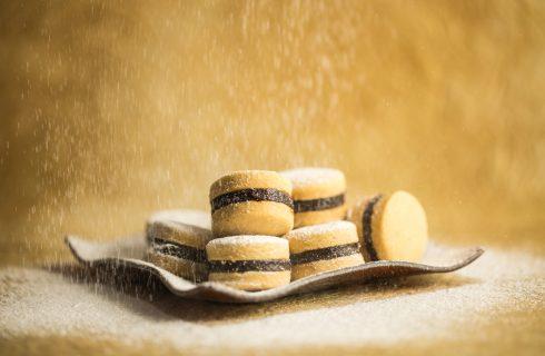 Biscotti farciti: per colazione o merenda