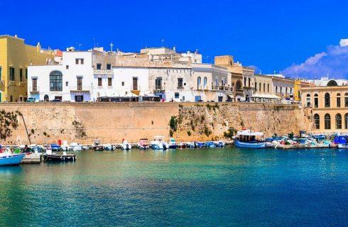 Blu European Festival a Gallipoli, un marchio per raccontare i borghi dei pescatori