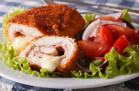 Cotoletta di pollo ripiena: piace a tutti